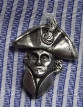 Nelson pewter Cuff Links